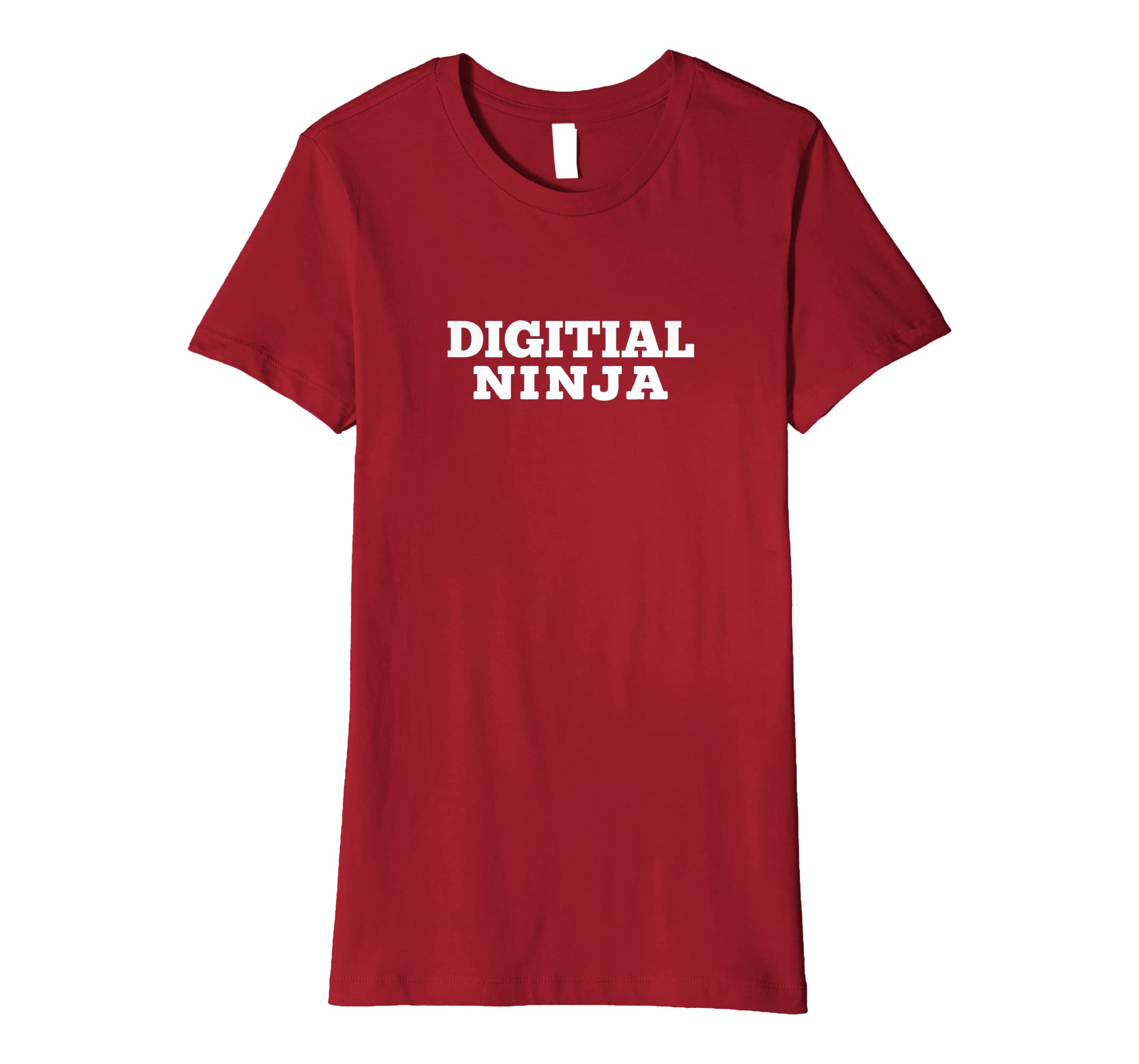 Amazon.com: Digital Ninja - Awesome Marketing Manager Shirt ...