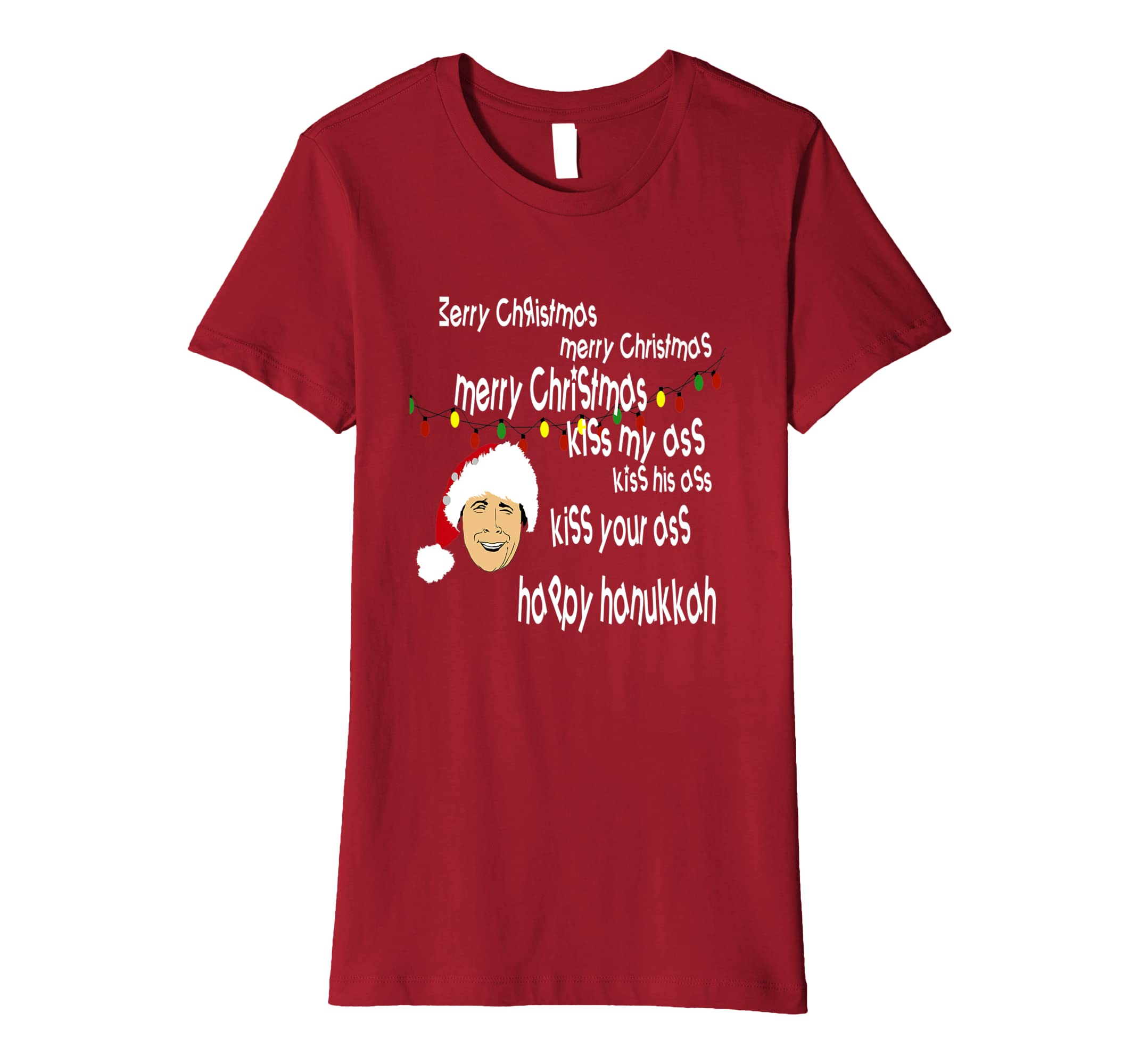 084028483 Amazon.com: Griswold's Family Vacation Christmas Funny Quote Gift Idea:  Clothing