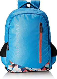 Aristocrat 34 Ltrs Blue Casual Backpack (SBWEG1BLU)