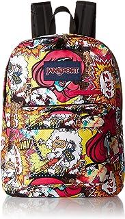 Jansport Unisex Fashion Backpack - Multi Color