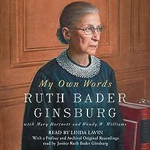 ruth bader ginsburg short biography