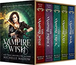 The Vampire Wish: The Complete Series (English Edition)