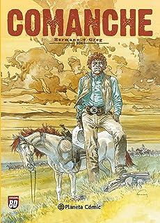 Comanche nº 01/02 (BD - Autores Europeos)