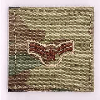 USAF Scorpion OCP Enlisted Rank (E-3 A1C Airman First Class)