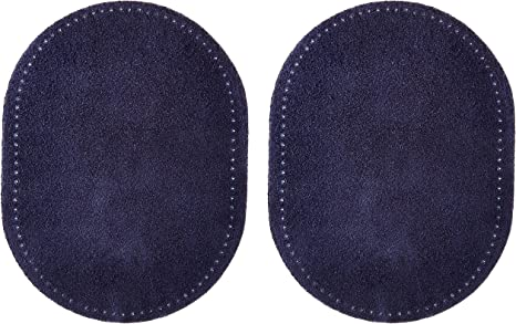 Pair of Cotton Elbow Patch  2 sizes  5 colors  Cotton patches  Embroidery patches  C4