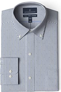 Buttoned Down mens Classic Fit Button Collar Pattern