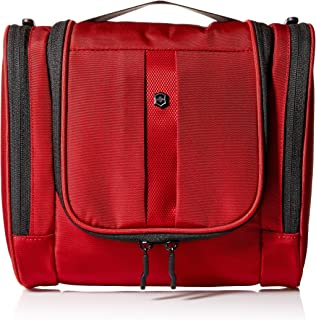 Victorinox Hanging Toiletry Kit, Red/Black Logo (red) - 311730