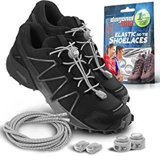 Elastic Shoe Laces for Men and Women, Compatible with...