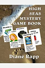 High Seas Mystery Game Book: Three Party Games for up to 57 Players Kindle Edition