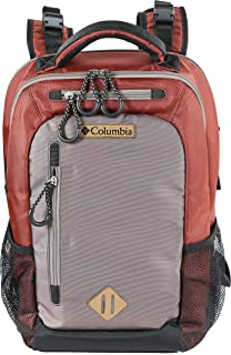 Columbia Carson Pass Backpack Diaper Bag, Rust