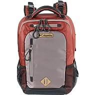 Columbia Carson Pass Backpack Diaper Bag, Rust