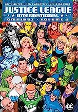 Justice League International Omnibus Vol. 1