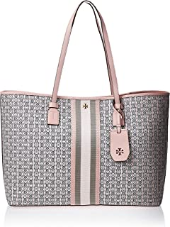 Tory Burch Womens Tote Bag, Coastal Pink - 53303