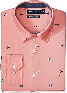Nautica W91010 Camisa Casual para Hombre