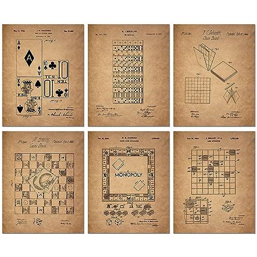 board decor game