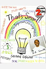 That's Smart! How to Improve Learning Habits Paperback