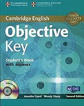 Permalink to Objective key. Student's book. With answers. Per le Scuole superiori. Con CD-ROM. Con espansione online [Lingua inglese] PDF