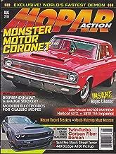Mopar Action Magazine August 2019