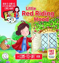 Little Red Riding Hood Augmented Reality Come-to-Life Book (Little Hippo Books)