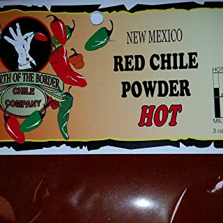 New Mexico Red Chile Powder HOT
