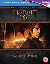 The Hobbit Trilogy - Extended Edition 2015 Region Free UV Edition Not Available