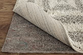Mohawk Home Dual Surface Felt Non Slip Rug Pad, 12' x 15', 1/4 Inch Thick, Safe for All Floors
