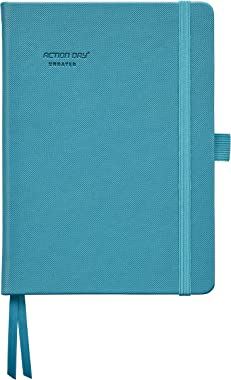 UNDATED Academic Planner 2021-2022 by Action Day 2021 - ALL-in-ONE LAYOUT DESIGN,To Do Lists,Goals/Projects,Notes,Weekly Diar
