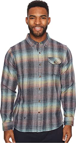 Sabroso Long Sleeve Flannel Top