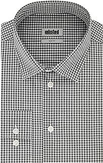 Best mens black check dress shirt Reviews