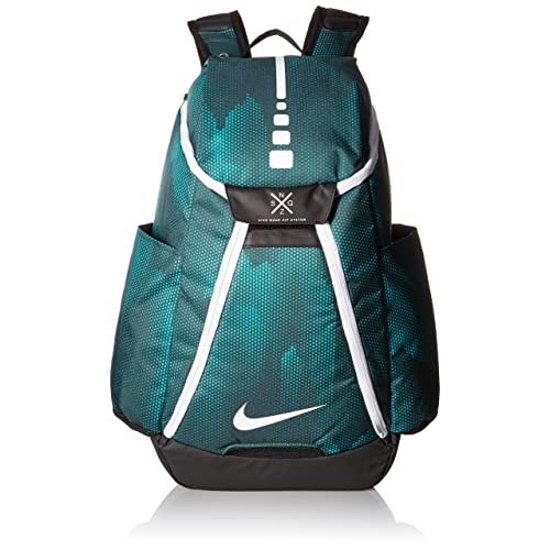 6ec430374f Nike Hoops Elite Max Air Team 2.0 Graphic Backpack Vintage Green