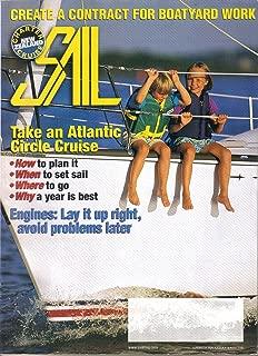 Sail Magazine, October 2000 (Vol. 31, No. 10)