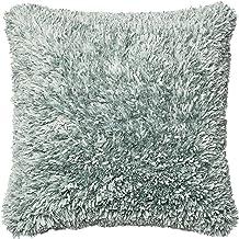 "Loloi P0045 Loloi-PSETP0045LB00PIL3-Lt Decorative Accent Pillow 100% Polyester Fill, 22"" x 22"" Cover w/Poly, LT. BLUE"
