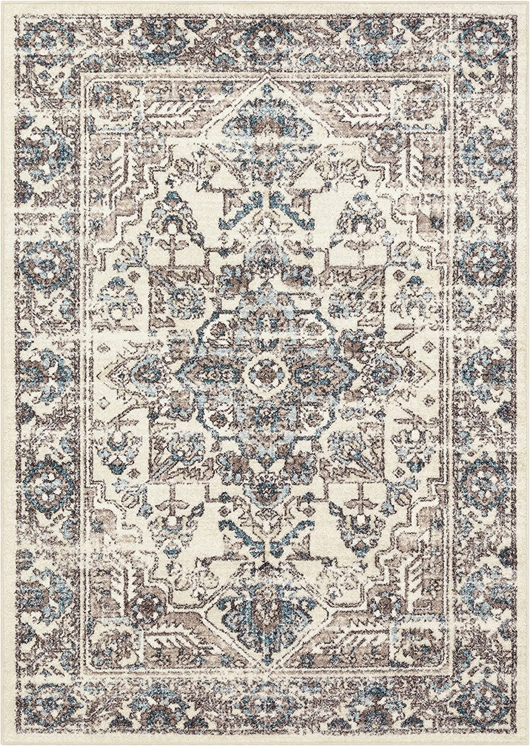 Maples Rugs Distressed Ranking TOP3 Tapestry Vintage quality assurance Area Liv for Carpet