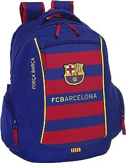 FC Barcelona Mochila para Ordenador, 15,6