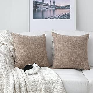 Best natural linen cushions Reviews