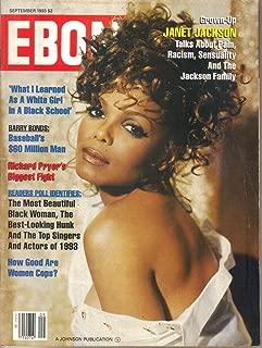 Ebony Magazine September 1993: Janet Jackson