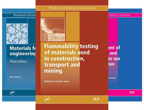 Woodhead Publishing in Materials (23 Book Series)
