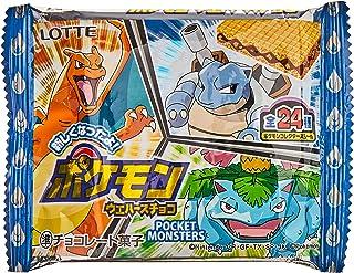 Lotte Pokemon Wafer Bar, Chocolate, 23g