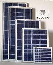 BP Solar BPSX380J BP380J, Solarex MSX80 Bolt In Replacement Solar Panel 80W - 36 High Efficiency Polycrystalline Cells - Manufactured By Solar-X