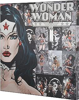 wonder woman canvas wall art