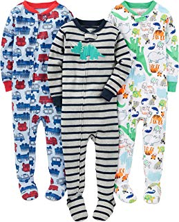 Simple Joys by Carter's Baby and Toddler Boys' 3-Pack...