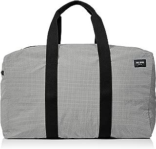 Jack Spade Men's Packable Graph Check Duffle Bag