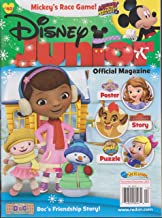 Disney Junior Magazine November/December 2017