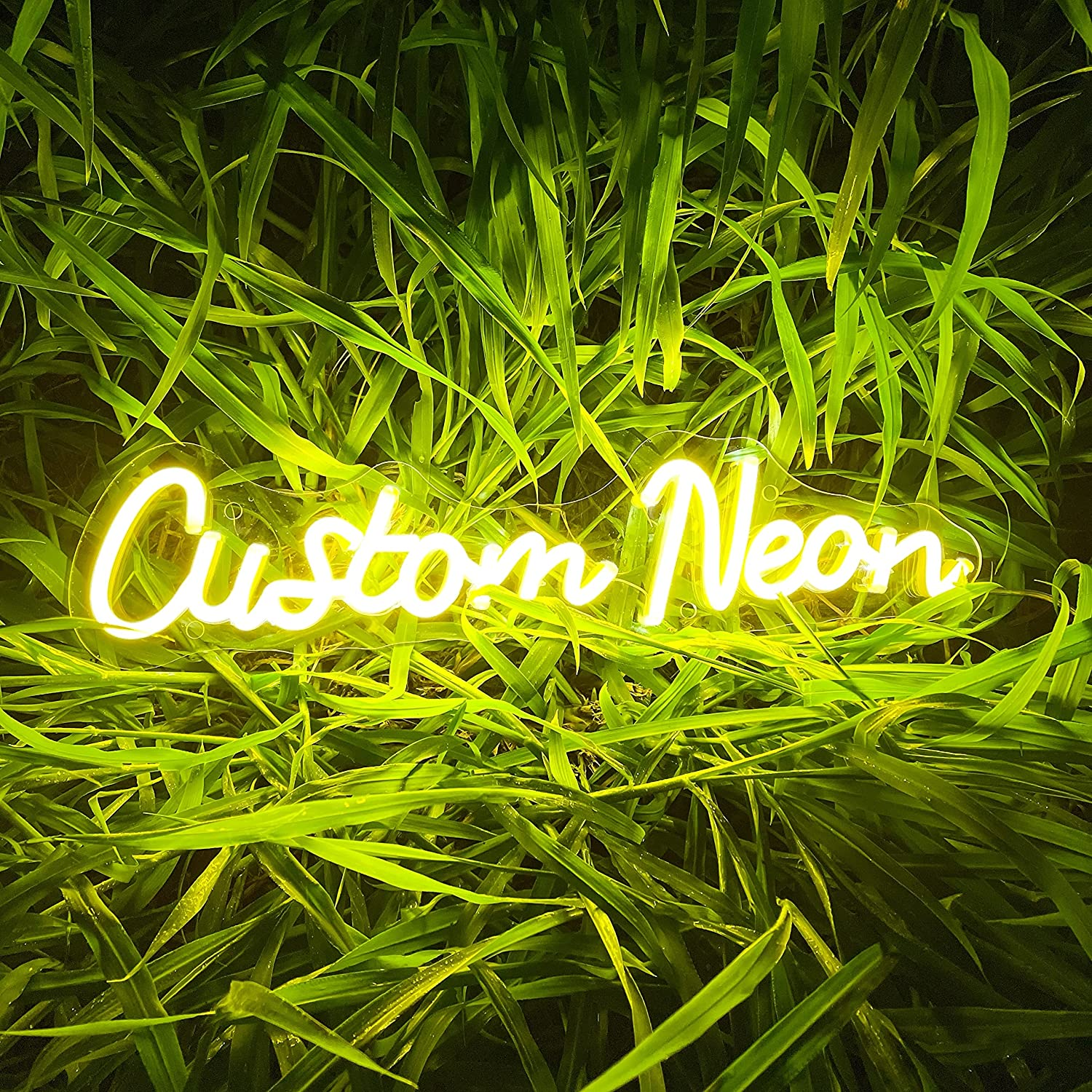 Custom Ranking TOP4 Neon Signs for In stock Light Customizable Wedding LED