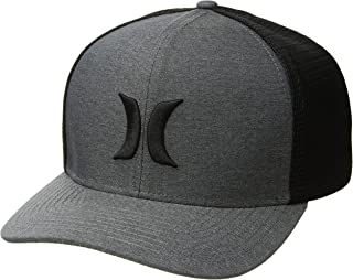Men's One and Textures Snapback Curved Bill Trucker Hat