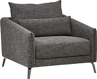 Rivet Berkshire Modern Living Room Accent Chair, 37