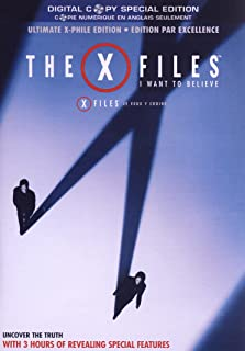The X Files: I Want to Believe (Digital Copy Special Edition)