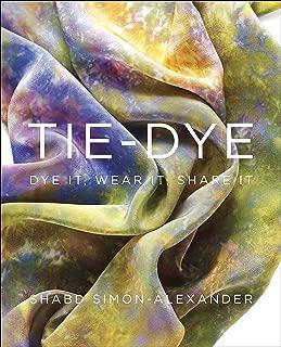 tie dye drawing