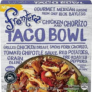 FRONTERA Chicken & Chorizo Taco Bowl Frozen Meal, Medium, 11 oz.