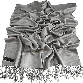 Solid Color Design Nepalese Shawl Scarf Wrap Stole Throw Pashmina Pashminas CJ Apparel NEW